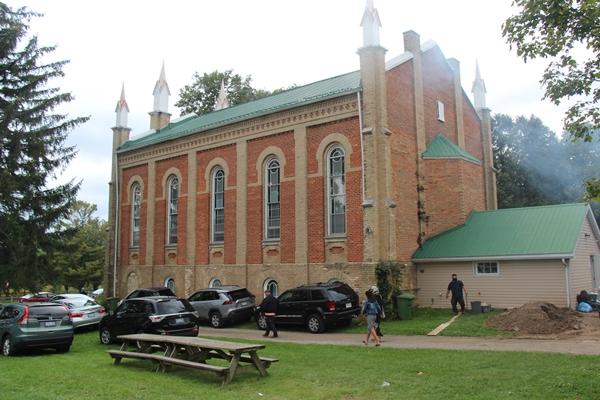 148 yıllık tarihi kilise cami oldu