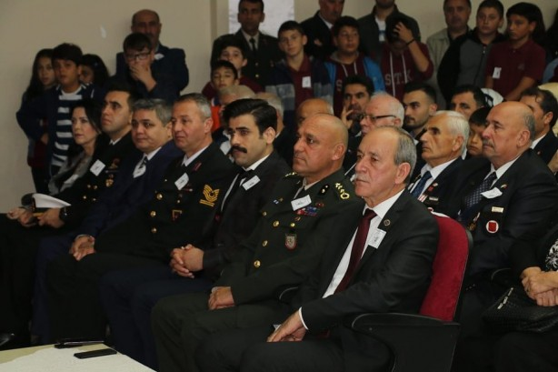 Foto - Evli ve bir çocuk babası olan Ölçücüoğlu 51 yaşında görevinin başında hayatını kaybetti. Ölçücüoğlu, son olarak 10 Kasım törenlerinde görüntülenmişti.