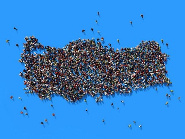 2060 yılında Türkiye'nin nüfusu kaç olacak? Böyle paylaştılar
