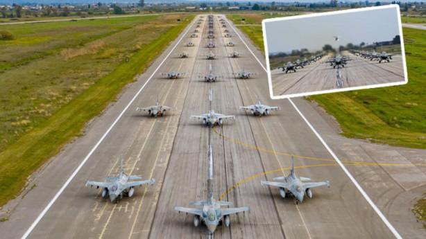 8 ülkenin uçağı Türkiye karşı havalandı! 'Gece hepsine izin verildi'