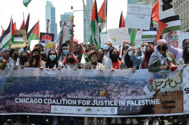 ABD'de İsrail'e öfke seli
