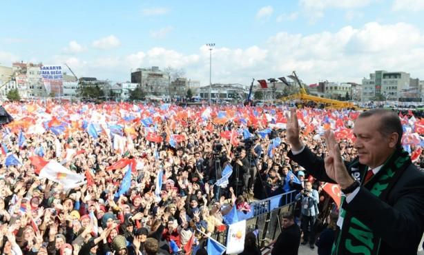 AK Parti Sakarya mitingi