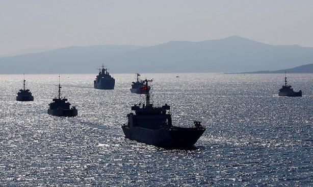 Foto - TÜRK DENİZ SAHASINA GİRDİ - Atina yönetiminin Doğu Akdeniz'deki müttefikleri İsrail ve Güney Kıbrıs'la birlikte sismik araştırmalar yapmak üzere kiraladığı Nautical Geo adlı gemi, Türk deniz sahasına girdi.
