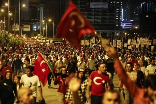 Ankara'da muhteşem final