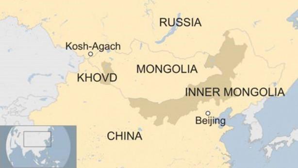 Foto - Çin Halk Cumhuriyeti'nin İç Moğolistan Özerk Bölgesi'ne bağlı Bayan Nur Kent Sağlık Komisyonundan yapılan açıklamaya göre, bölgede bu hafta ikinci kişi bubonik (hıyarcıklı) vebadan öldü.