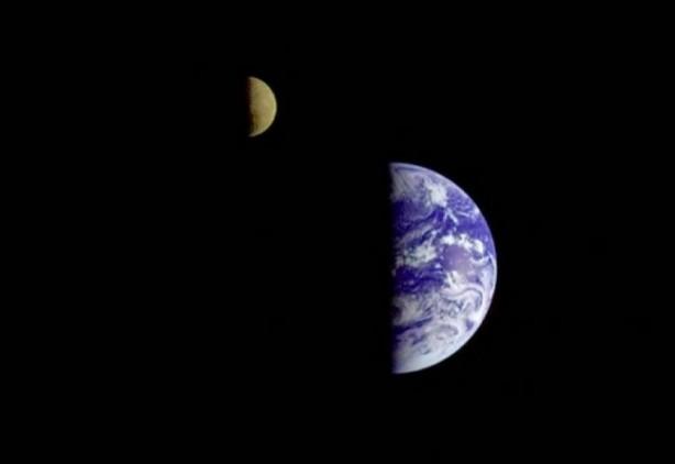 Foto - 2030'lu yıllarda ay en yakın konuma gelecek - Yörüngesindeki oynaklık nedeniyle Ay belli dönemlerde Dünya'ya yaklaşıyor.