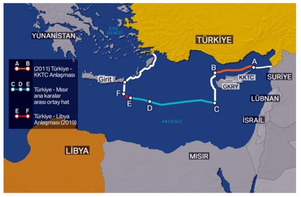Foto - Bu gelişmelerin ardından Milli Savunma Bakanlığı 23 Nisan'da, Akdeniz Kalkanı'nın Pakistan ve Ürdün'ün katılımıyla uluslararası bir harekât haline geldiğini duyurmuştu. Bir sonraki Akdeniz Kalkanı'na Azerbaycan'ın yanı sıra Tunus, Libya, Cezayir, Lübnan, Gürcistan ve Arnavutluk'un da katılımı planlanıyor.