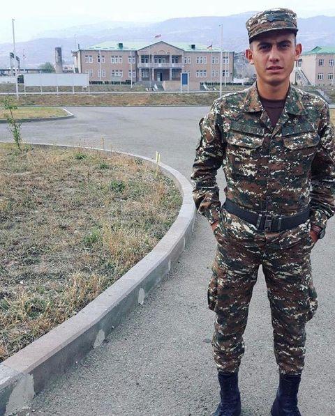 Azerbaycan'a karşı savaşan Ermeni Premier Lig futbolcusu Manukyan  öldürüldü! - Yeni Akit