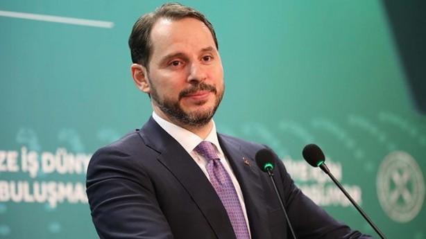 Foto - Bakan Albayrak, atılan adımların ekonomik büyüklüğünün 600 milyar TL'yi aştığını belirtti.