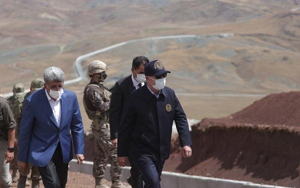 Foto - İşte sınır hattından görüntüler...