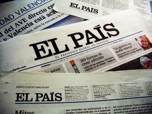 Foto - İspanya'da yayın yapan El Pais gazetesi, Macron'un Akdeniz ülkeleriyle Türkiye karşıtı adım atma girişimleri hakkında