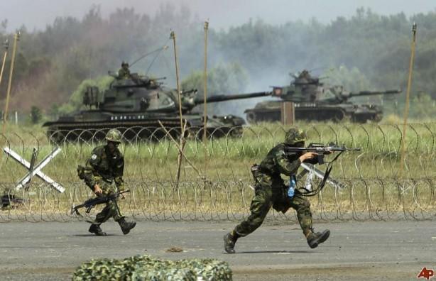 Foto - Tayvan ile doğrudan askeri ilişki kurulması teklif edilen tasarıda, Tayvan'ın başkenti Taipei'ye general seviyesinde bir askeri ateşenin atanması öngörülüyor.