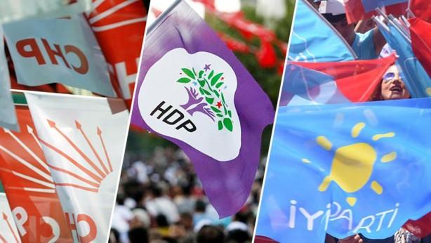Foto - Yusuf Akın'ın da belirttiği gibi, bundan böyle HDP CHP'ye, CHP de HDP'ye çok daha fazla mahkûm hâle geliyor. Ancak İYİ Parti HDP'yi terör örgütünün siyasi kanadı olarak gördüğünü açıkladığı için bu ittifakın yapılması pek mümkün görünmüyor.