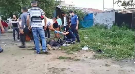 Foto - Olaya müdahale eden bir narkotik polisi kaldırıldığı hastanede şehit olurken, yaralı 5 kişi tedavi altına alındı.