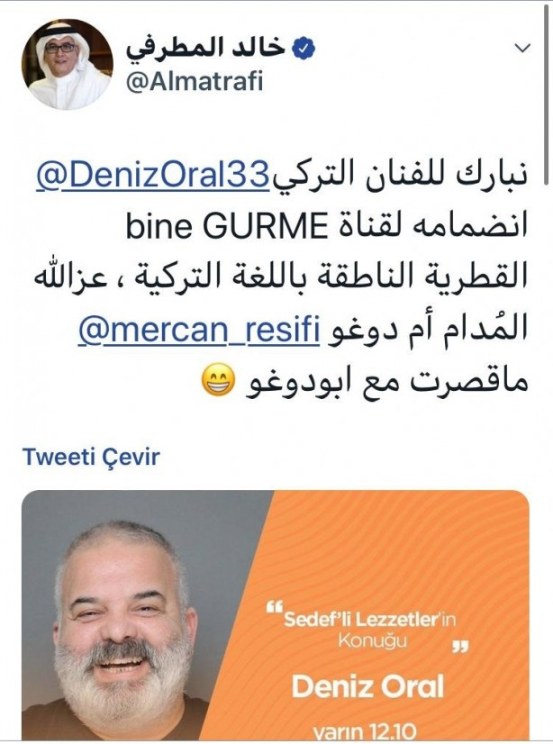 Foto - Başkonsolosluk binasında vahşice öldürülen gazeteci Cemal Kaşıkçı'nın oğlu Salah Kaşıkçı, Suudi Arabistan'da birlikte yaşadığı ailesi adına sosyal paylaşım sitesi Twitter'daki hesabından bir açıklama yayımladı.