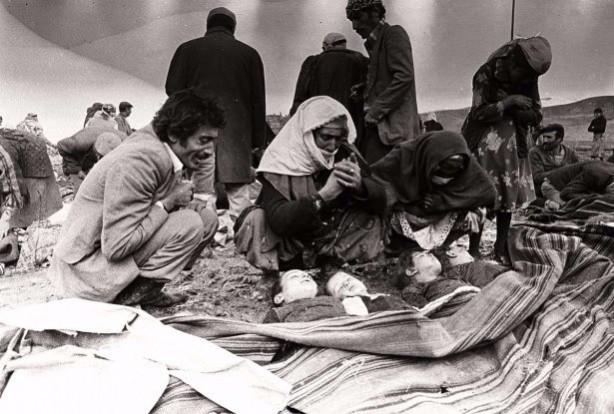 Foto - Erzurum Depremi (1983) - 6.9 30 Ekim 1983 Erzurum'da meydana gelen 6.9 şiddetindeki depremde 1155 kişi hayatını kaybetti.