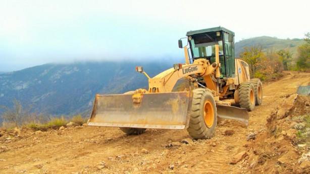 Dağlık Karabağ'da harita resmen değişiyor! Kamyonlar yola çıktı