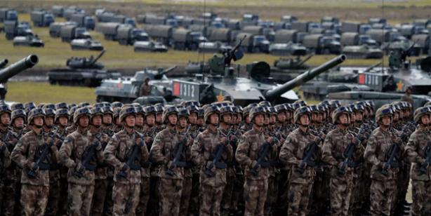 Devletin güvenliğini tehlikede! Çin ordusunda büyük kriz