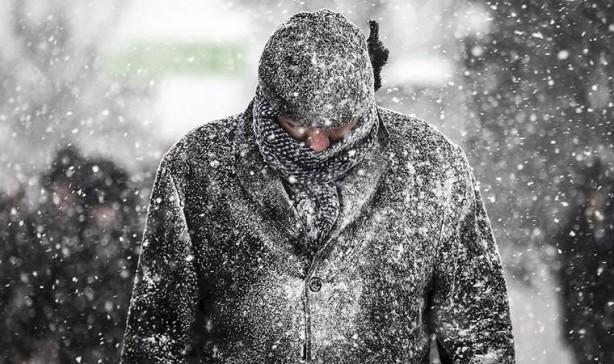 Foto - Çarşamba günü ise Romanya'dan yeni bir soğuk hava dalgası yurda giriş yapacak.