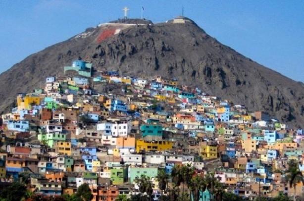 28 PERU<br>Dindar bir insanım: 72% Dindar değilim: 20% Ateistim: 3% Yanıt yok: 6%