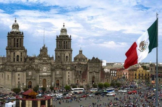 33 MEKSİKA<br>Dindar bir insanım: 61% Dindar değilim: 28% Ateistim: 8% Yanıt yok: 2%