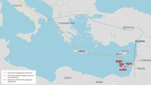 Doğu Akdeniz'de topyekün küstahlık! Sahadaki en büyük provokasyon