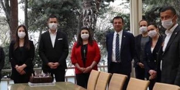 Foto - İmamoğlu şehitleri sosyal medya paylaşımıyla geçiştirdi.