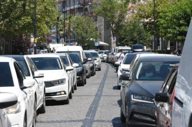 Foto - İşte tatil dönüşü trafik yoğunluğundan görüntüler...