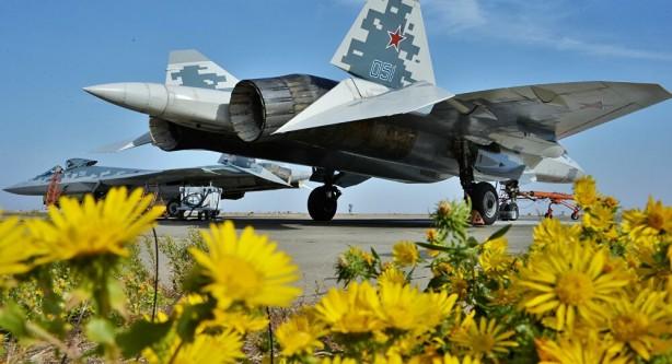 Dünya bunu konuşuyor! Daha önce duyulmadı… Su-57'lerde şaşırtan özellik