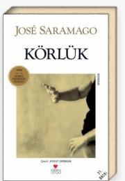 Foto - Jose Saramago: Körlük Bir hal durumunu anlatsa da daha derinde insan ruhunun karanlığına ışık tutan bir eser. Beyazlığın körlüğü ve insanın kadim vahşeti.. Meraklısı için kaçırılmayacak bir eser…