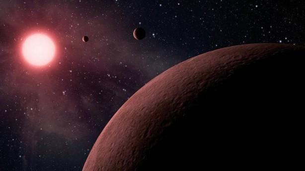 Foto - ntv.com.tr'de yer alan habere göre; Avustralya'daki Queensland Üniversitesi'nden bilim insanları, Güneş sisteminin ötesindeki gezegenleri, yani dış gezegenleri bulmak için ilk kez radyo anteni kullandı.