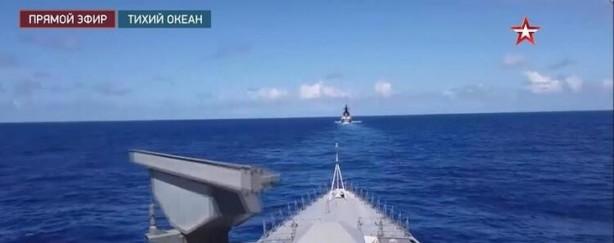Duyurdular! Rusya ABD'nin uçak gemisini batırıyor
