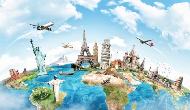 En çok ziyaret edilen 10 ülke