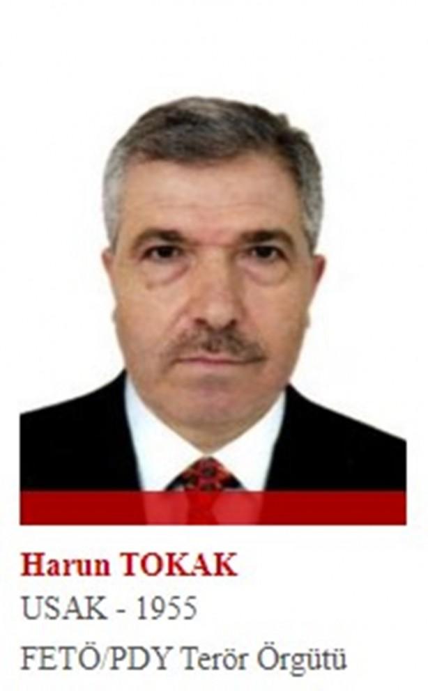 Foto - FETÖ'nün tepe yönetim kadrosunda bulunan Harun Tokak, 1997-2008 yılları arasında Gazeteciler ve Yazarlar Vakfı Başkanlığı yaptı. FETÖ/PDY'nin İsrail ve Ortadoğu imamıydı.