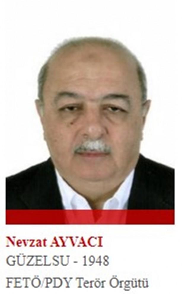 Foto - FETÖ'nün Antalya imamı ve finans koordinatörü olan Ayvacı, 19 Kasım 2015'te yurtdışına kaçtı.