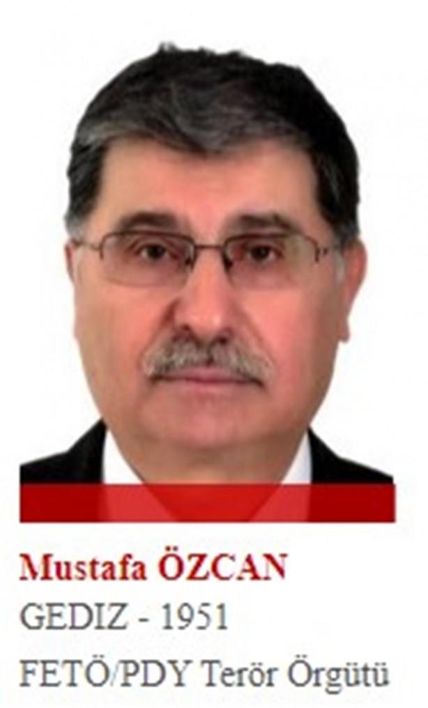 Foto - FETÖ'nün 2 numaralı ismi Mustafa Özcan, örgütün Türkiye İmamı... Firari olarak aranan Özcan, ayrıca Balkanlar imamı. Bank Asya'nın hortumlanmasında da büyük rolü olan Özcan'ın aynı zamanda örgütün en sert karakteri olduğu ifade ediliyor.