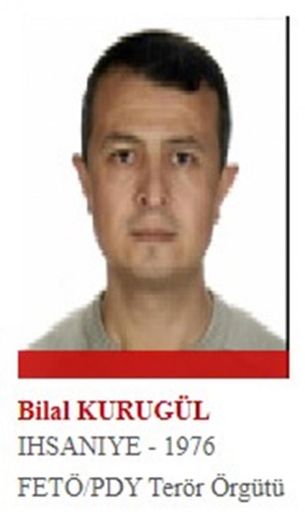 Foto - FETÖ'nün askeri kanadında yer alan ve eski astsubay Bilal Karagül, 15 Temmuz'da yaptıkları darbe girişiminin başarısız olması üzerine Hava Kuvvetlerine ait Skorsky helikopterle Yunanistan'a firar etti.
