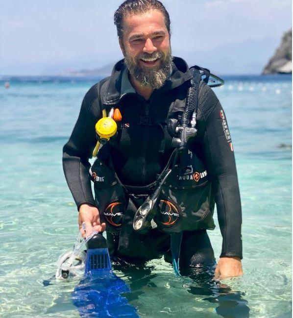 Foto - Düzyatan, instagram hesabından deniz temalı paylaşımları ile öne çıktı.