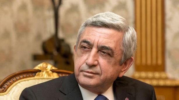 Foto - Öte yandan Ermenistan Ulusal Güvenlik Servisi, 2018'de iktidardan ayrılan ülkenin eski lideri Serj Sarkisyan'ı sorguya çağırdı. Ulusal Güvenlik Servisi'nin olası darbe girişimini önlemeye çalıştığı yorumu yapıldı.
