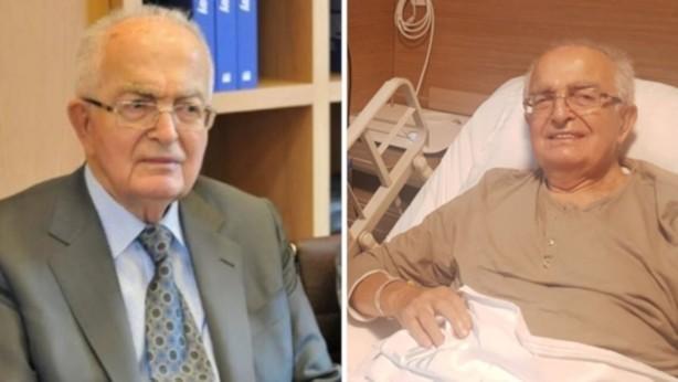 Foto - Eski Milli Savunma ve Milli Eğitim bakanlarından Nevzat Ayaz, İstanbul'da tedavi gördüğü hastanede 3 Aralık'ta 90 yaşında hayatını kaybetti.