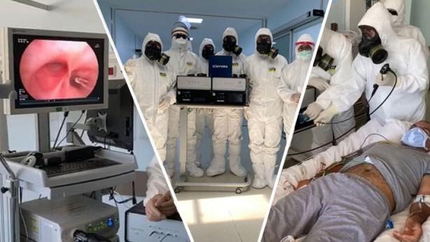 Foto - Türk Işın Tedavisi Yöntemi ilk kez 26 Haziran'da Diyarbakır'da Kovid-19 tanılı hastaya uygulandı.