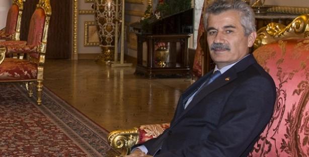 Foto - Danıştay Başkanlığına, görev süresi dolan Zerrin Güngör'ün yerine 7 Mayıs'ta 8. Daire Üyesi Zeki Yiğit seçildi.