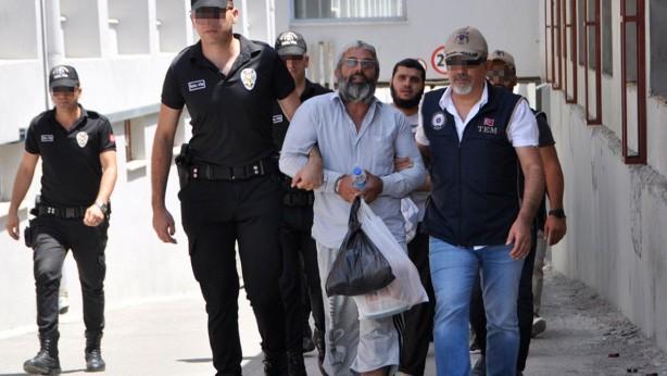 Foto - DEAŞ'ın sözde Türkiye emiri Mahmut Özden, 1 Eylül'de önemli planlarla yakalanarak tutuklandı.