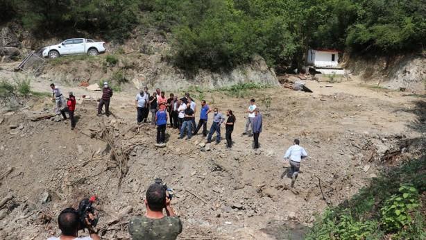 Foto - Bursa'nın Kestel ilçesinde 5 Haziran'da meydana gelen sel nedeniyle 6 kişi yaşamını yitirdi.