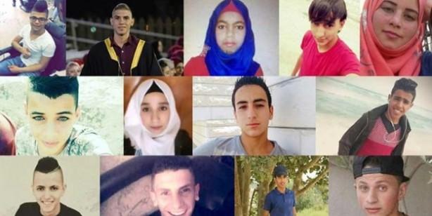 Filistin asıllı vekil İsrail'in öldürdüğü çocukların isimlerini tek tek okudu
