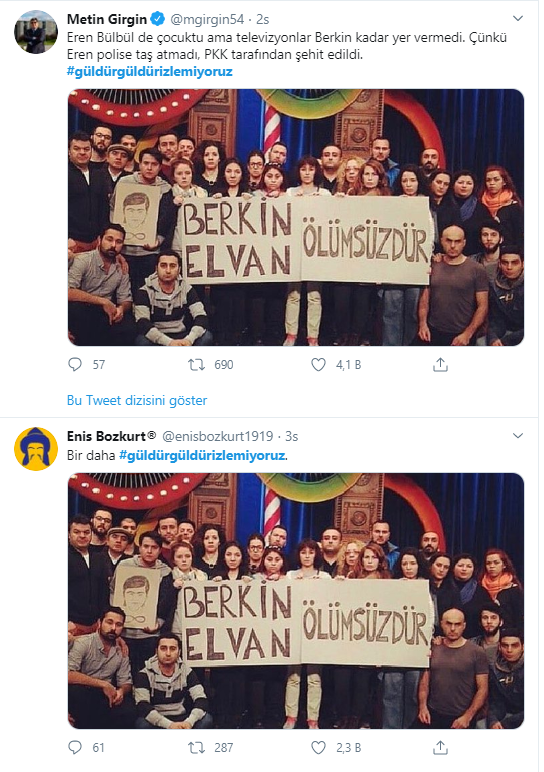 Foto - YENİDEN GÜNDEM OLDU - Sosyal medyadan yeniden gündem Güldür Güldür Show ekibine sosyal medyadan büyük tepki yağdı.