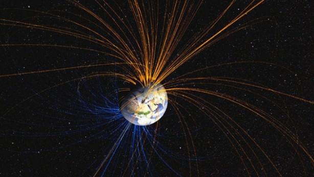 Dünya'nın yörüngesinde bulunan ESA'nın bu uydu üçlüsü, gezegenin çekirdeği, manto, kabuk ve okyanuslarının yanı sıra iyonosfer ve manyotosferden kaynaklanan manyetik sinyalleri hassas bir şekilde ölçüyor.