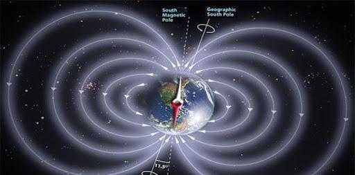 Akış deseninde meydana gelen değişiklik, Kanada'daki manyetik merkezin uzamasına ve manyetosfer üzerindeki etkisini kaybetmesine neden olarak Manyetik Kuzey Kutbu'nun Sibirya'daki merkeze doğru hareket etmesine neden oluyor.