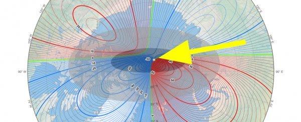 Aynı zamanda basit pusulalardan gelişmiş GPS araçlarına kadar birçok navigasyon sistemi Dünya'nın manyetik alanı ile çalışır. (Kaynak: Webtekno)