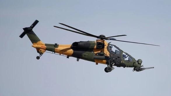 Foto - ATAK'A YERLİ TOP GELİYOR TUSAŞ tarafından üretilen ve Pakistan ile imzalanan ihracat sözleşmesinin ardından Latin Amerika ülkelerinin de dikkatini çeken yerli Ağır Sınıf Taarruz Helikopteri ATAK'ın burun kısmında yer alan 20 mm'lik toplar, artık Türkiye'de üretilecek.